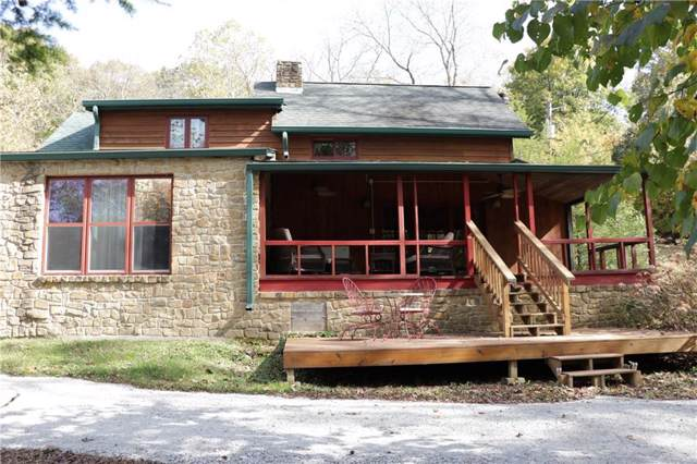 1751 Greasy Creek Road, Nashville, IN 47448 (MLS #21678486) :: The Indy Property Source