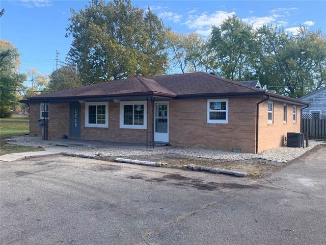 1719 N Madison Avenue, Anderson, IN 46011 (MLS #21678493) :: AR/haus Group Realty