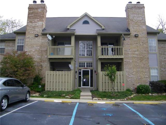 7566 Reflections Drive #5, Indianapolis, IN 46214 (MLS #21678500) :: Mike Price Realty Team - RE/MAX Centerstone