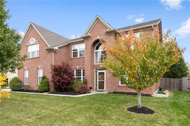 3229 Autumn Ash Drive, Zionsville, IN 46077 (MLS #21678575) :: The Indy Property Source