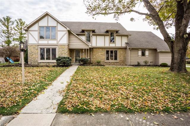 651 Masten Street, Plainfield, IN 46168 (MLS #21678578) :: The Indy Property Source