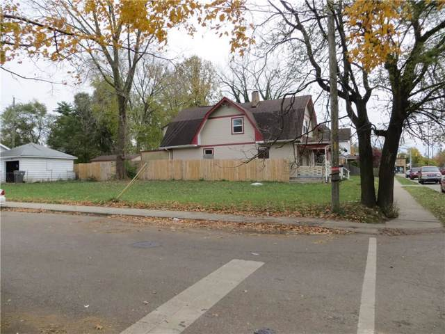 1035 N Rural Street, Indianapolis, IN 46201 (MLS #21678650) :: The Indy Property Source