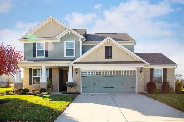 6502 Stage Coach Trail, Brownsburg, IN 46112 (MLS #21678657) :: HergGroup Indianapolis