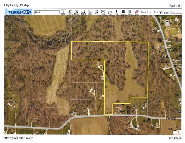 0 W County Road 1025 N, Brazil, IN 47834 (MLS #21678658) :: Mike Price Realty Team - RE/MAX Centerstone