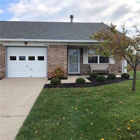 1307 N Apple Lake Drive 11 B, Greenfield, IN 46140 (MLS #21678661) :: The Star Team | RE/MAX Realty Group