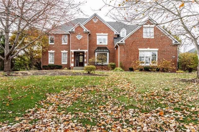 1545 Cricklewood Way, Zionsville, IN 46077 (MLS #21678690) :: Mike Price Realty Team - RE/MAX Centerstone