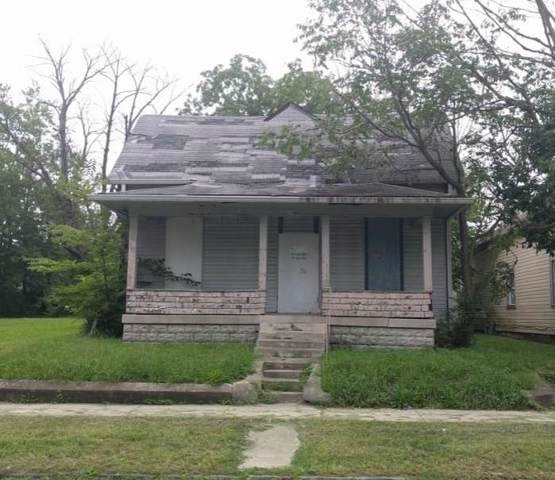 2635 Station Street, Indianapolis, IN 46218 (MLS #21678693) :: Richwine Elite Group