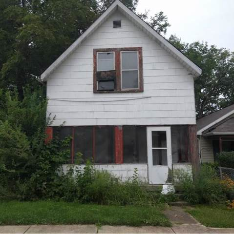 2720 N Gale Street, Indianapolis, IN 46218 (MLS #21678697) :: The ORR Home Selling Team