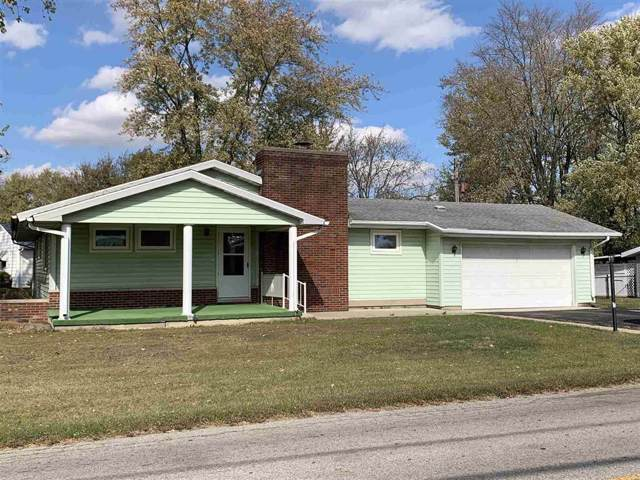100 Ivy Lane, Hartford City, IN 47348 (MLS #21678713) :: Heard Real Estate Team | eXp Realty, LLC