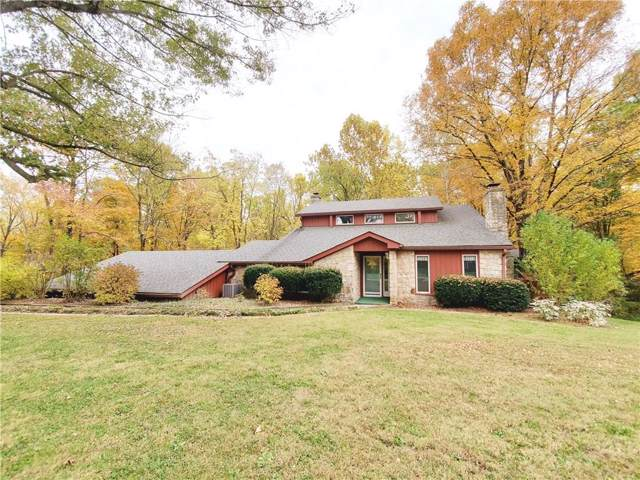 387 E County Road 200 S, Danville, IN 46122 (MLS #21678720) :: Heard Real Estate Team | eXp Realty, LLC