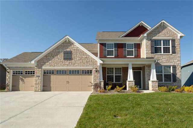 15365 Eastpark Circle W, Fishers, IN 46037 (MLS #21678768) :: AR/haus Group Realty
