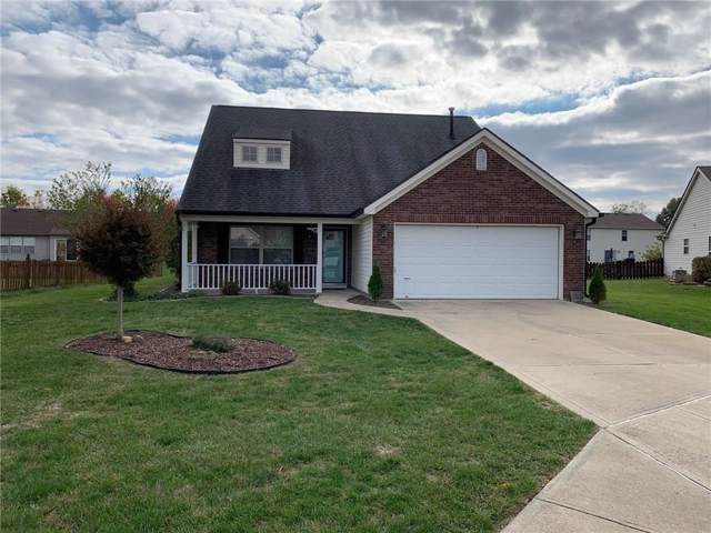 1023 Springwater Circle, Greenwood, IN 46143 (MLS #21678900) :: Your Journey Team