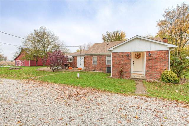9440 N County Road 225 E, Pittsboro, IN 46167 (MLS #21678992) :: The Indy Property Source