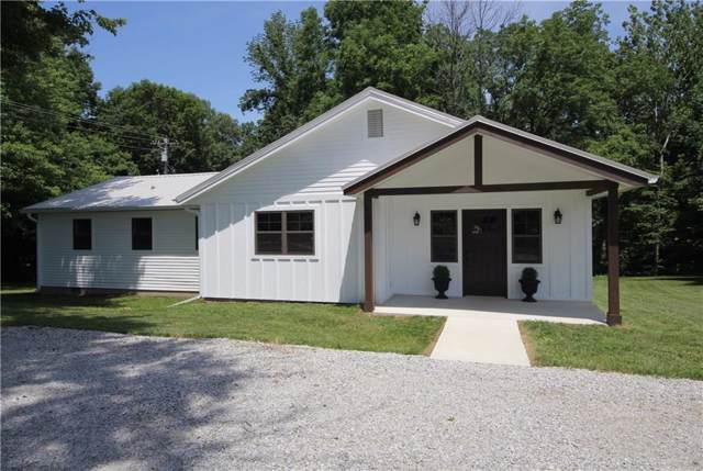 6539 N Baltimore Road, Monrovia, IN 46157 (MLS #21679000) :: Mike Price Realty Team - RE/MAX Centerstone