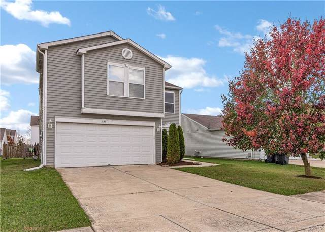 8153 S Firefly Drive, Pendleton, IN 46064 (MLS #21679002) :: The Star Team | RE/MAX Realty Group