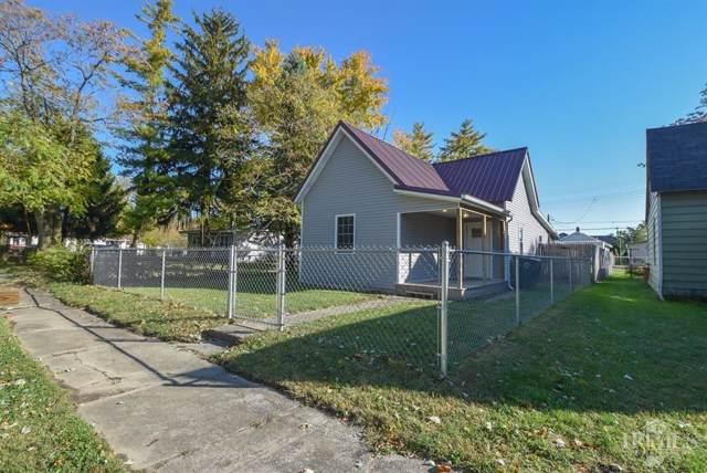 2410 S Jefferson Street, Muncie, IN 47302 (MLS #21679022) :: The ORR Home Selling Team