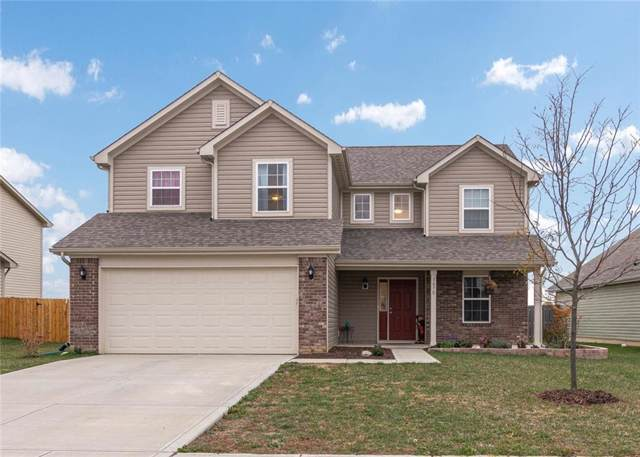1670 Maplewood Lane, Pendleton, IN 46064 (MLS #21679025) :: The Star Team | RE/MAX Realty Group