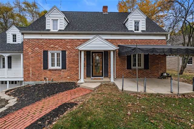 38 Donnelly Drive, Anderson, IN 46011 (MLS #21679040) :: AR/haus Group Realty