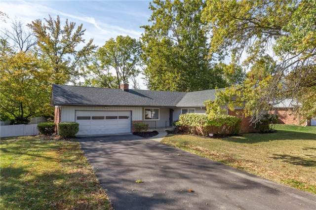 5911 E Winston Drive, Indianapolis, IN 46226 (MLS #21679041) :: Anthony Robinson & AMR Real Estate Group LLC