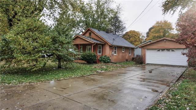 1680 Franklin Street, Martinsville, IN 46151 (MLS #21679113) :: The Indy Property Source