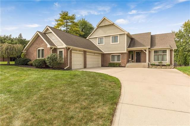 120 Governors Lane, Zionsville, IN 46077 (MLS #21679118) :: The Evelo Team