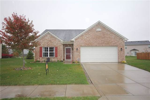 5655 W Glenview Drive, Mccordsville, IN 46055 (MLS #21679238) :: Richwine Elite Group