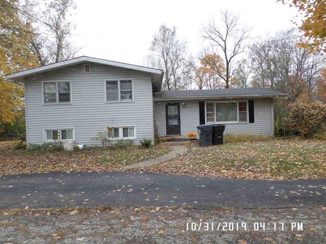 1002 W 3rd, Alexandria, IN 46001 (MLS #21679243) :: The ORR Home Selling Team