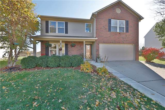 6133 W Waterfront Way, Mccordsville, IN 46055 (MLS #21679257) :: Richwine Elite Group