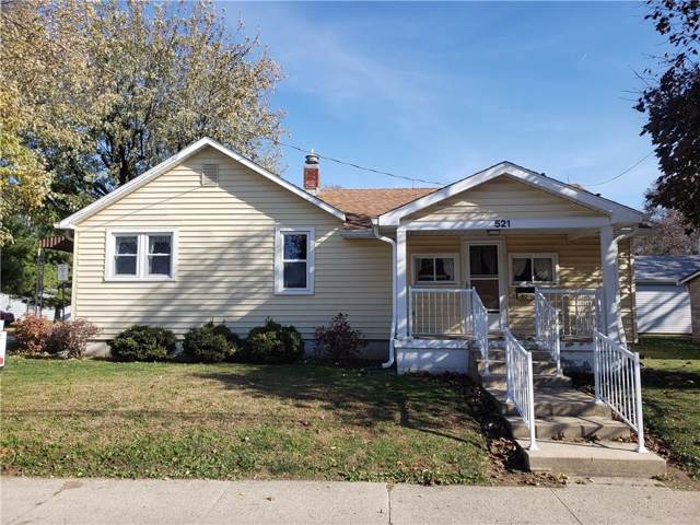 521 N Leland Street, Fortville, IN 46040 (MLS #21679268) :: The Star Team | RE/MAX Realty Group