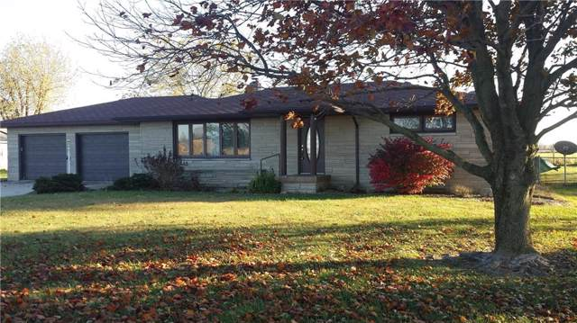 4153 W State Road 28, Alexandria, IN 46001 (MLS #21679394) :: The ORR Home Selling Team