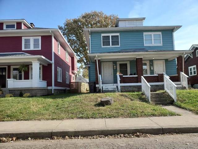 617 N Beville Avenue, Indianapolis, IN 46201 (MLS #21679412) :: AR/haus Group Realty