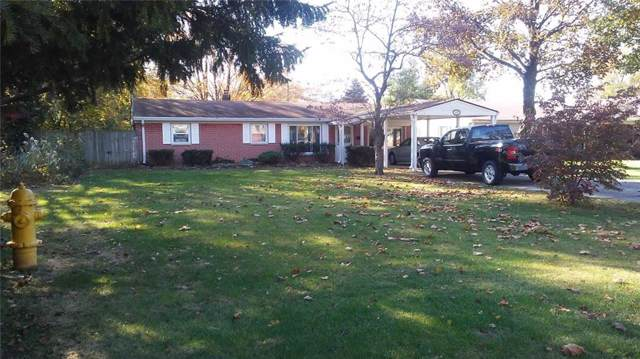 5927 W 16th Street, Speedway, IN 46224 (MLS #21679415) :: Mike Price Realty Team - RE/MAX Centerstone