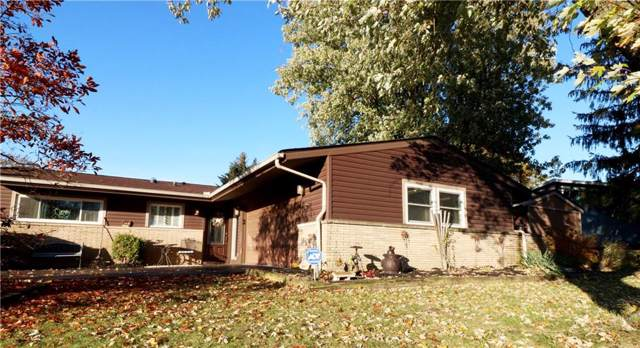1610 W Chapel Pike, Marion, IN 46952 (MLS #21679434) :: The Star Team | RE/MAX Realty Group