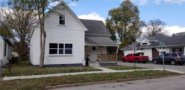 384 W Harrison Street, Martinsville, IN 46151 (MLS #21679464) :: The Star Team | RE/MAX Realty Group