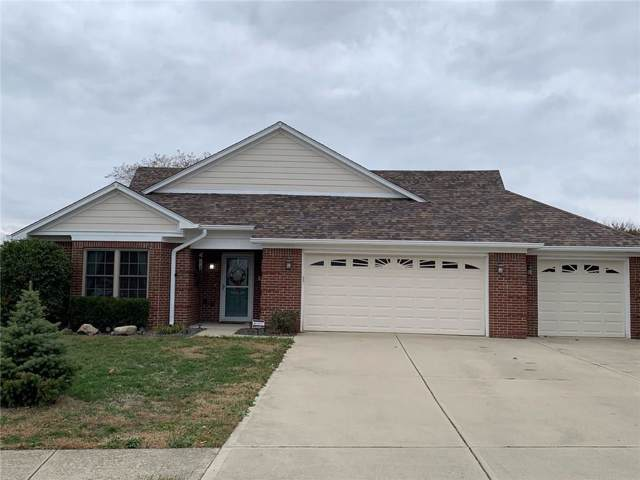 1556 N Manchester Drive, Greenfield, IN 46140 (MLS #21679465) :: Richwine Elite Group