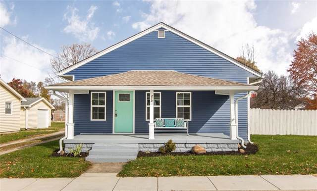 210 E College Avenue, Brownsburg, IN 46112 (MLS #21679500) :: HergGroup Indianapolis