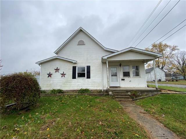 727 W Chestnut Street, Hartford City, IN 47348 (MLS #21679515) :: Heard Real Estate Team | eXp Realty, LLC