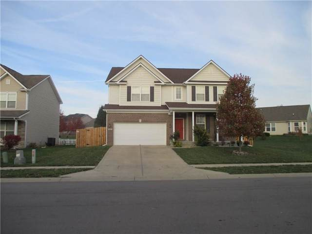 3485 Limelight Lane, Whitestown, IN 46075 (MLS #21679531) :: The Star Team   RE/MAX Realty Group