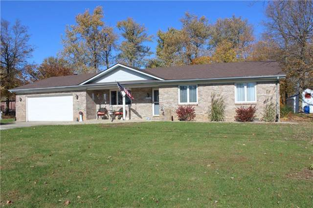 376 W Michigan Street, Clayton, IN 46118 (MLS #21679553) :: The Indy Property Source