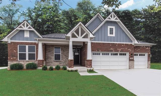 7662 W 600 S, New Palestine, IN 46163 (MLS #21679568) :: The Indy Property Source