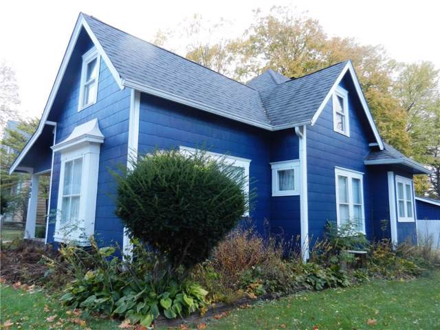 403 W Main Street, Danville, IN 46122 (MLS #21679585) :: The Indy Property Source