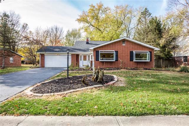 7962 Hoover Lane, Indianapolis, IN 46260 (MLS #21679591) :: Your Journey Team