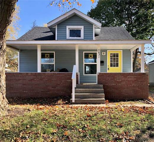 4631 Hillside Avenue, Indianapolis, IN 46205 (MLS #21679605) :: The Star Team | RE/MAX Realty Group