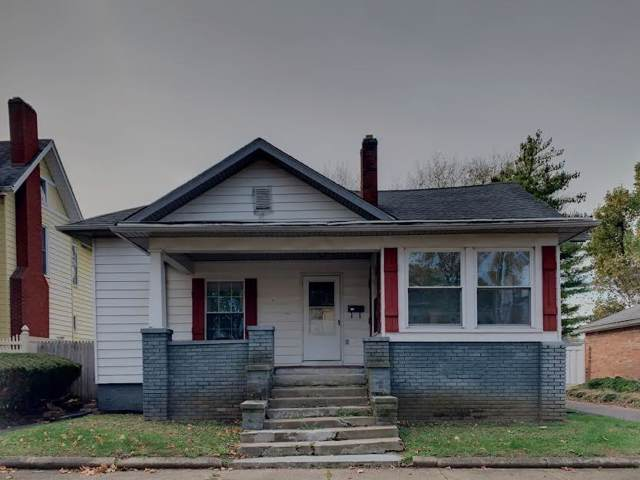 209 W Mechanic Street, Shelbyville, IN 46176 (MLS #21679607) :: The Star Team | RE/MAX Realty Group