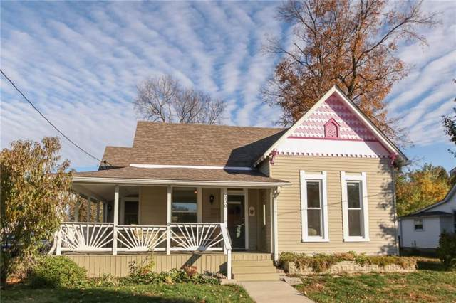 230 W Broadway Street, Greenwood, IN 46142 (MLS #21679618) :: The Star Team | RE/MAX Realty Group