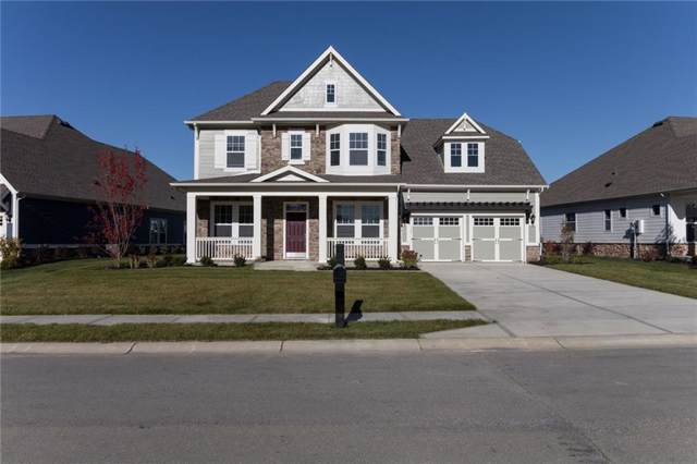 10932 Cliffside Drive, Fortville, IN 46040 (MLS #21679633) :: HergGroup Indianapolis
