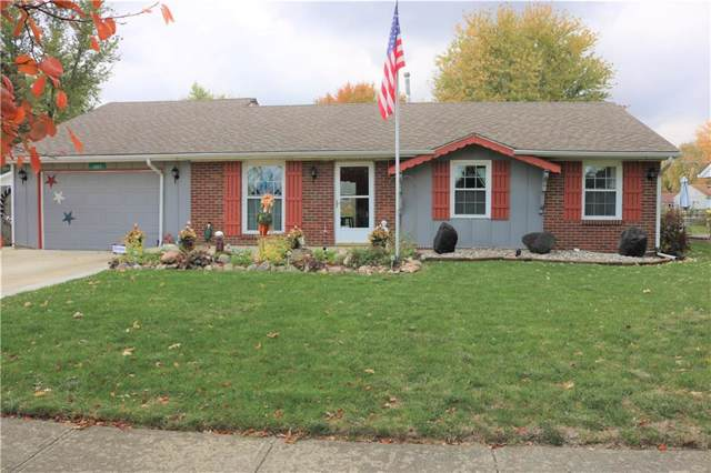 1807 Raintree Drive, Anderson, IN 46011 (MLS #21679697) :: The Indy Property Source