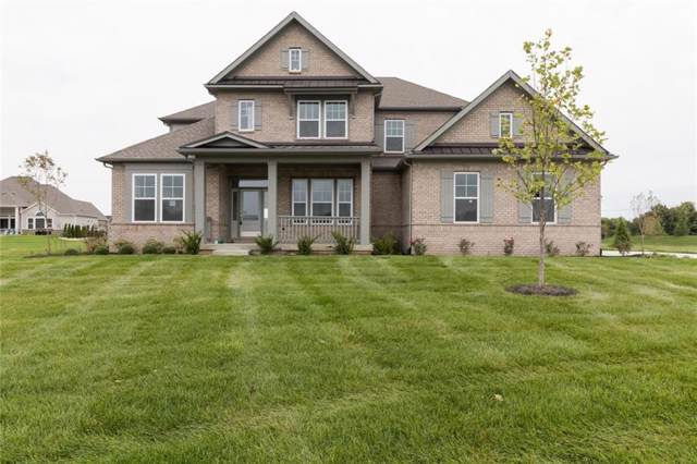 16292 Spring Bank Court, Fishers, IN 46040 (MLS #21679725) :: David Brenton's Team