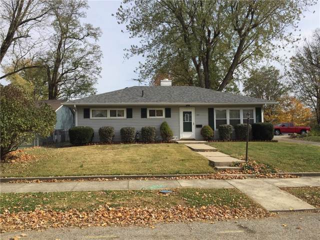 221 S Franklin Street, Knightstown, IN 46148 (MLS #21679761) :: The Star Team | RE/MAX Realty Group