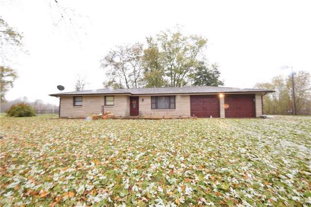 8884 N County Road 675 E, Seymour, IN 47274 (MLS #21679794) :: The Indy Property Source